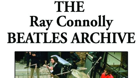 Cover art for The Ray Connolly Beatles Archive