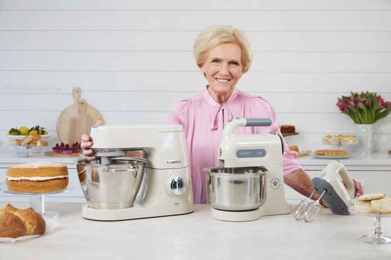 Mary Berry Kenwood range