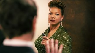 """Queen Latifah in """"The Equalizer"""" on CBS."""