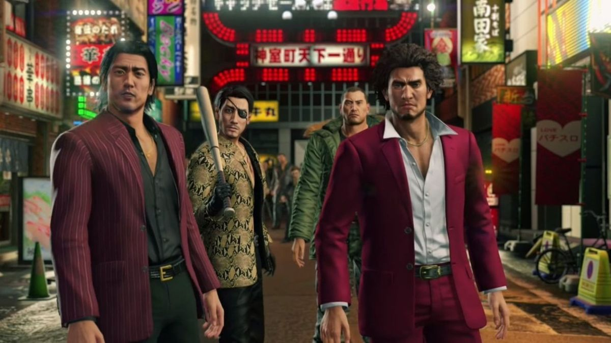 "Yakuza lead says a Hollywood Yakuza movie ""will only proceed if it's really good"""