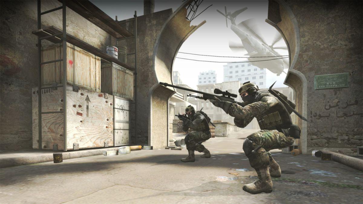 CS:GO's latest update makes spotting enemies a bit easier