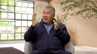 William Shatner is ready for your questions.