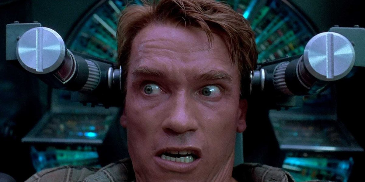 Arnold Schwarzenegger Reveals Total Recall's Producer Did Not Want ...