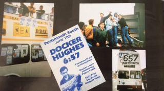 Docker Hughes 6.57 Crew