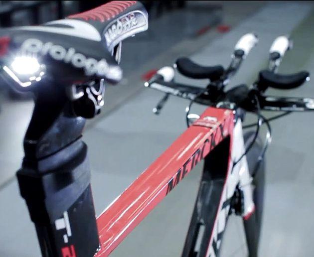 Eddy Merckx ETT bike