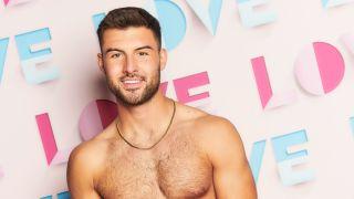 Liam Reardon from Love Island 2021
