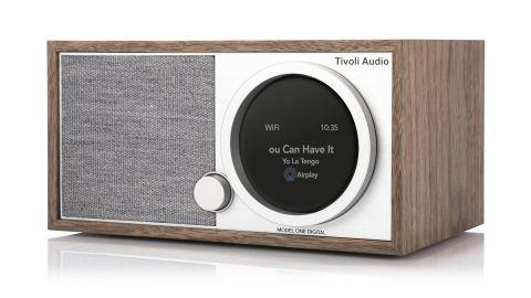 Wi-fi radio: Tivoli Model One Digital Generation 2