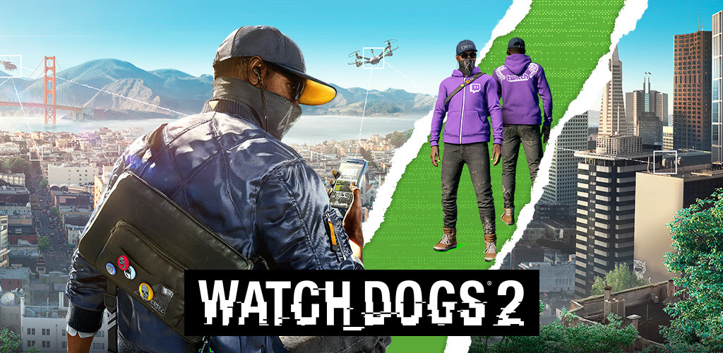 Twitch Prime's free November loot includes Watch Dogs 2