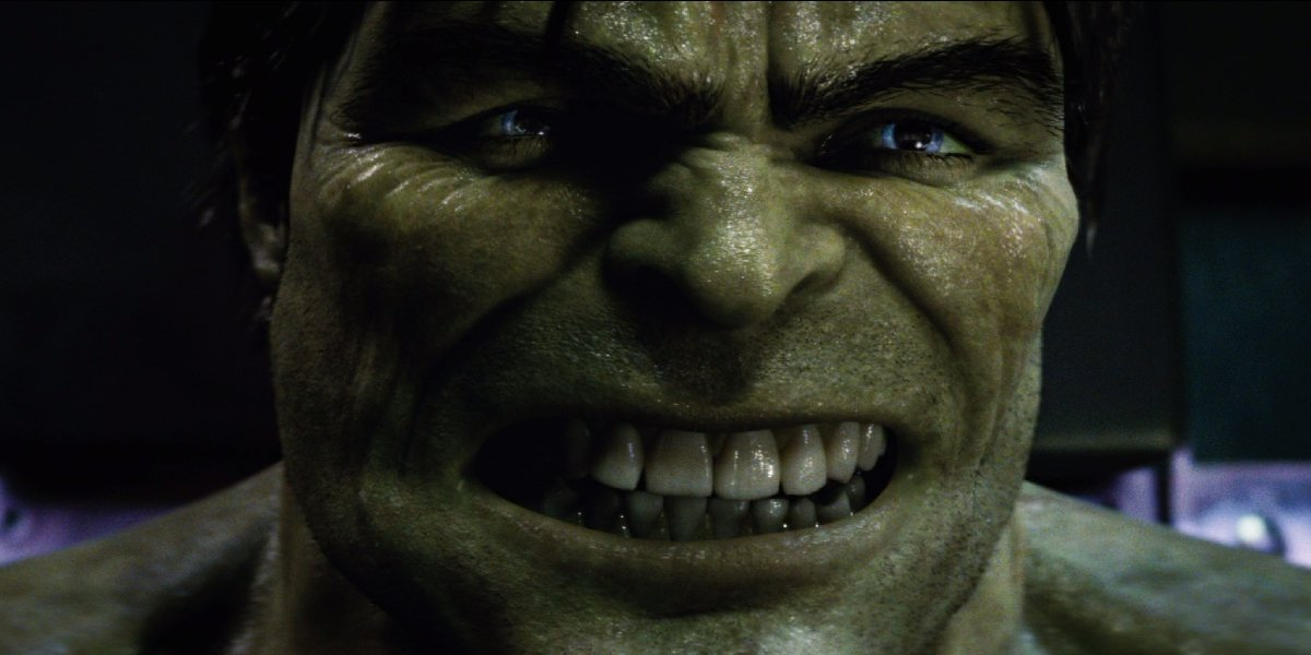 The alter ego of Edward Norton's Bruce Banner in The Incredible Hulk