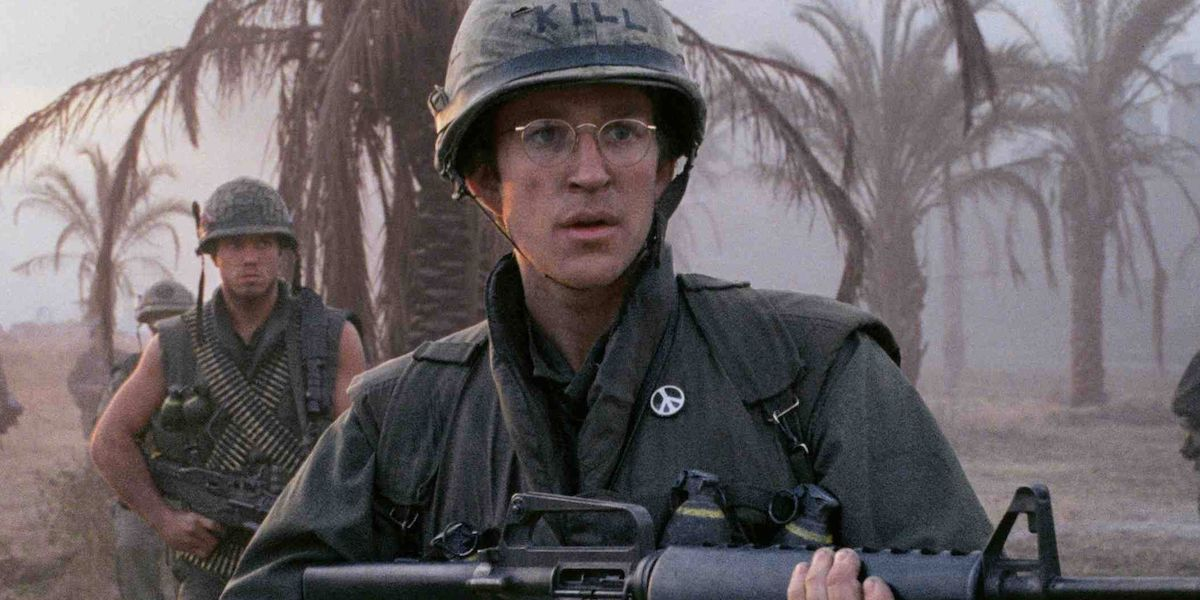 Matthew Modine Talks Full Metal Jacket And Working With Christopher Nolan