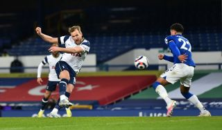 Everton v Tottenham Hotspur – Premier League – Goodison Park