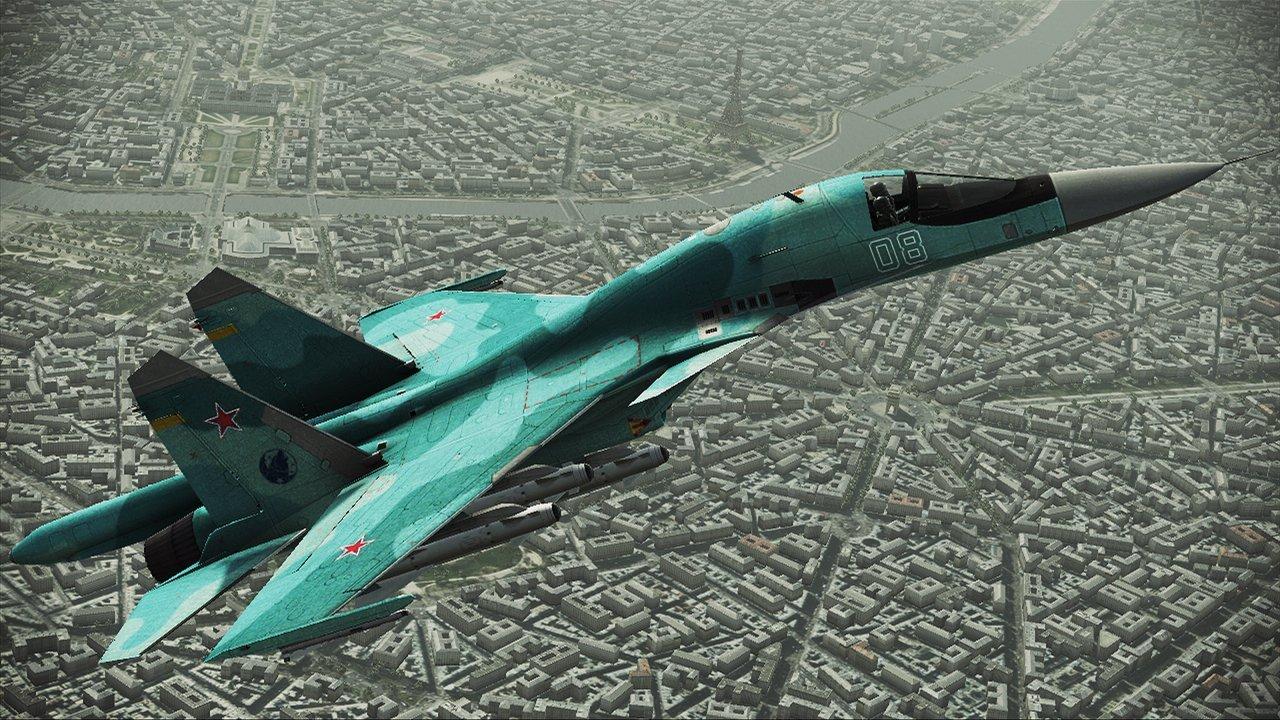 Ace Combat Assault Horizon - 10 Awesome New Screenshots