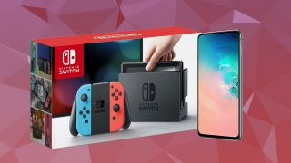 Get a free Nintendo Switch and save over £300 with this Samsung Galaxy S10e contract