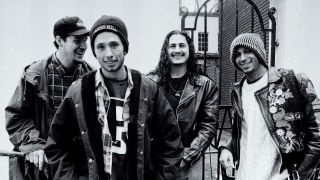 Rage Against The Machine in 1992