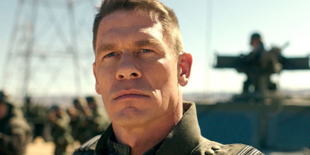 Five Stars Of The Suicide Squad Just Wrapped Filming, Including John Cena