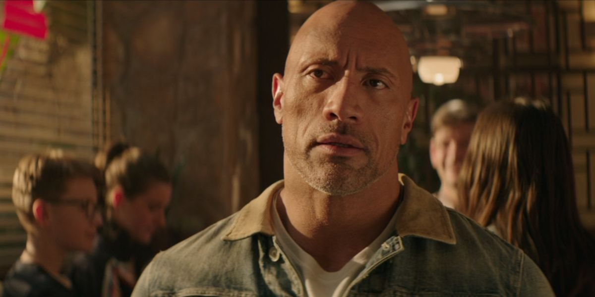 Dwayne Johnson Reveals 'Weird' Way He Coped During Pandemic Isolation