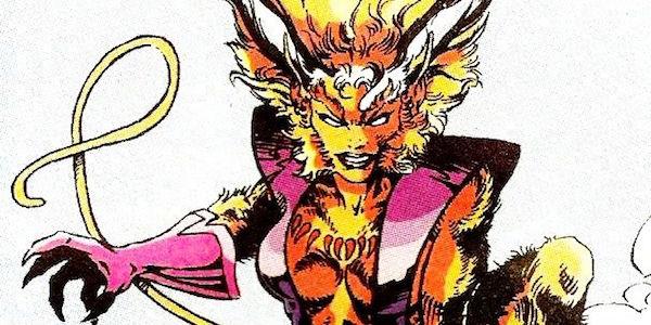 X-Force member Feral