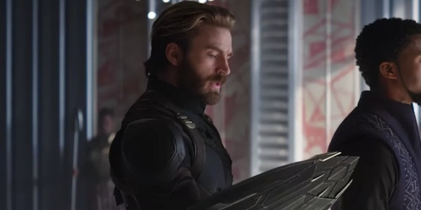 Sounds Likes Chris Evans Might Not Be Done Playing Captain America