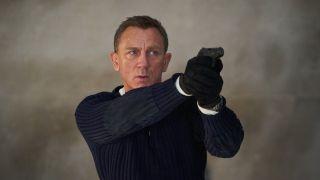 Danile Craig as James Bond in No Time To Die
