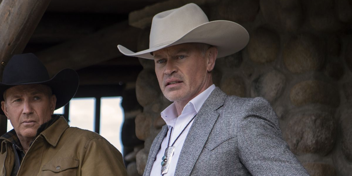 Yellowstone Kevin Costner John Dutton Neal McDonough Malcolm Beck Paramount Network