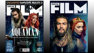Total Film's Aquaman covers