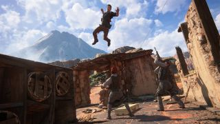 Uncharted 4 will likely run on PS5
