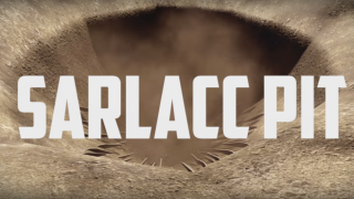 The Sarlacc Pit in Halo 5 is the unofficial Star Wars map