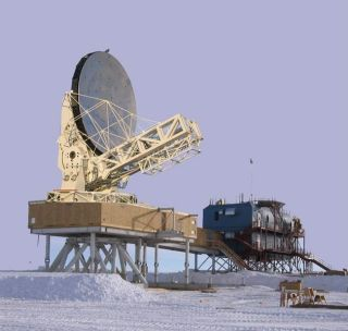 New South Pole Telescope to Study Mysterious Dark Energy