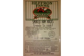 recall, Byron Center Wholesale Meats, ham products, seven sons family farms & Co., Heffron Farms, Byron Center Meats
