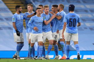 Manchester City v AFC Bournemouth – Carabao Cup – Third Round – Etihad Stadium