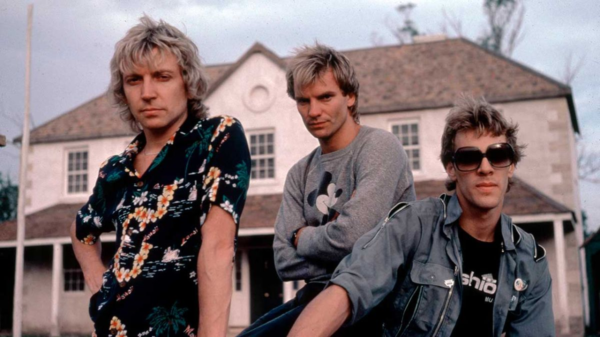 The Police: fake punks, buried tapes, and the making of Zenyatta Mondatta