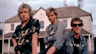 The Police in 1980