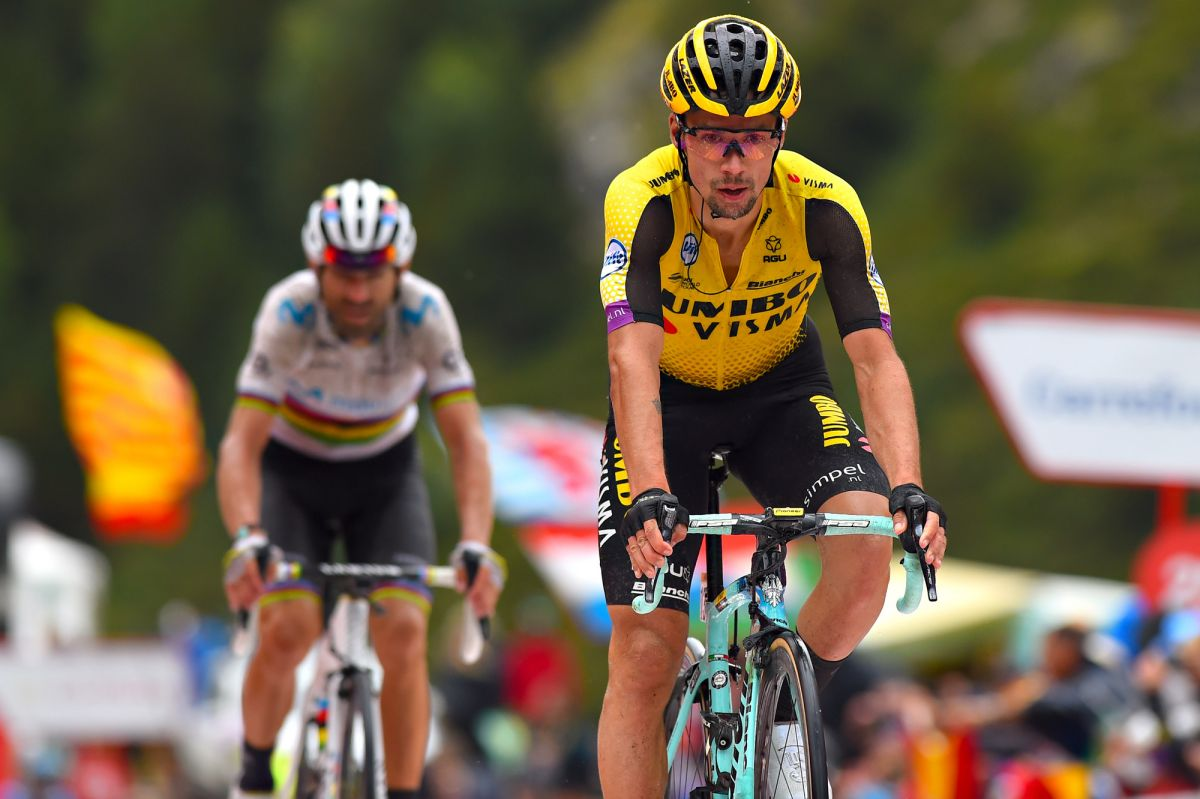 Roglic to ride mixed relay, time trial and road race at World Championships