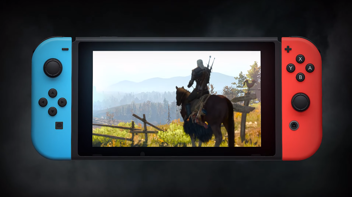 Yes, The Witcher 3 is coming to Nintendo Switch with all the DLC (somehow!)