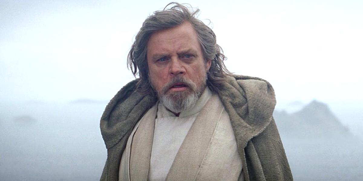 Star Wars Mark Hamill Luke Skywalker The Force Awakens
