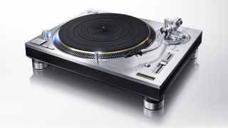 The Technics SL-1200GAE: pretty but pricey.