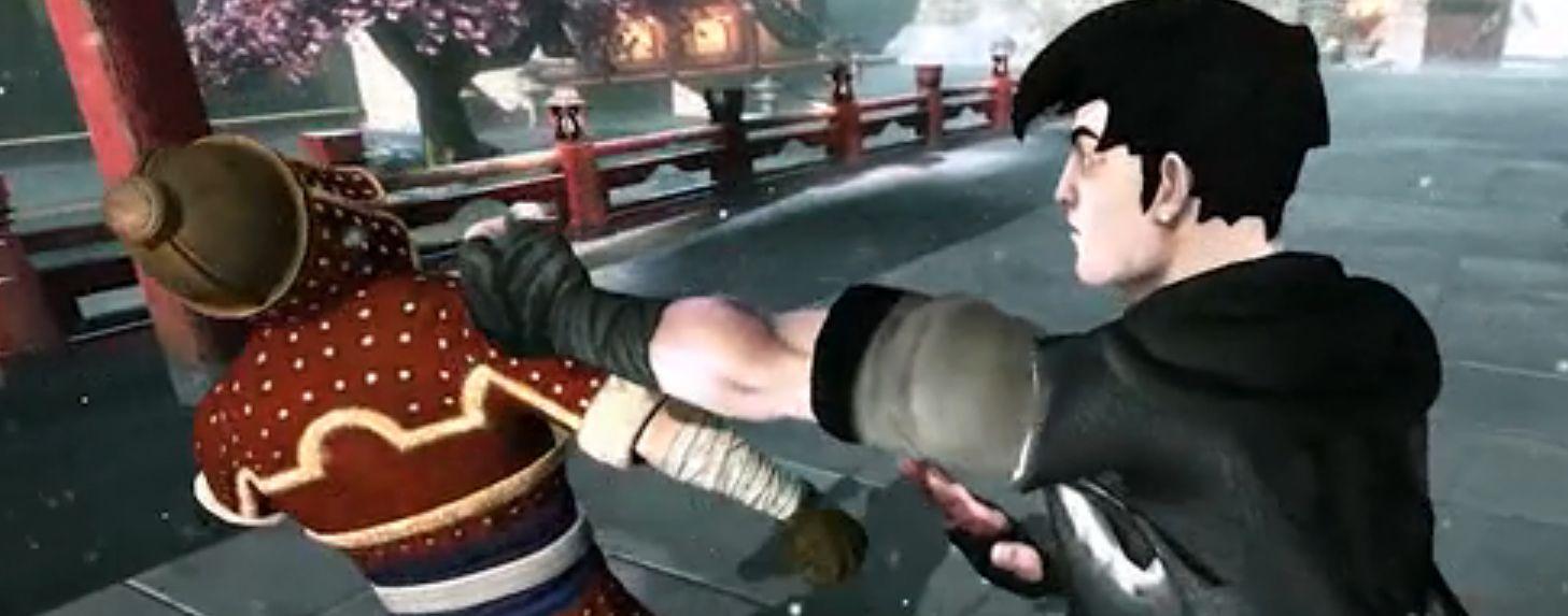 Kung-Fu Superstar: Kinect kick-'em-up hits Kickstarter | PC Gamer