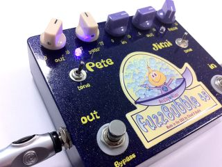A must-try stompbox for lovers of retro fuzztones and classic rock raunch
