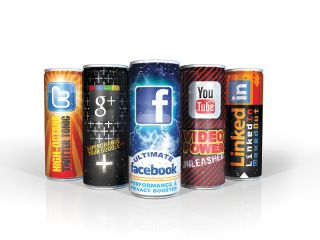 Energise your social web