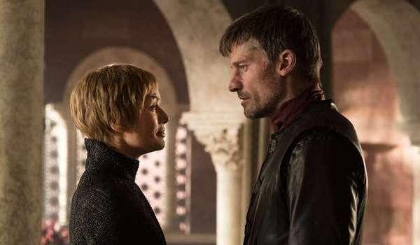 cersei jaime game of thrones season 7 hbo