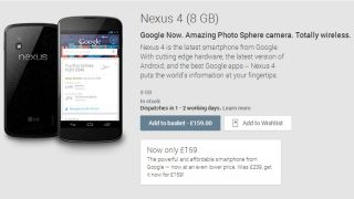 Huge Nexus 4 price drop may signal new Nexus 5 is on horizon