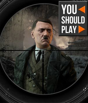 Want to shoot Nazis' balls off? Play Sniper Elite V2