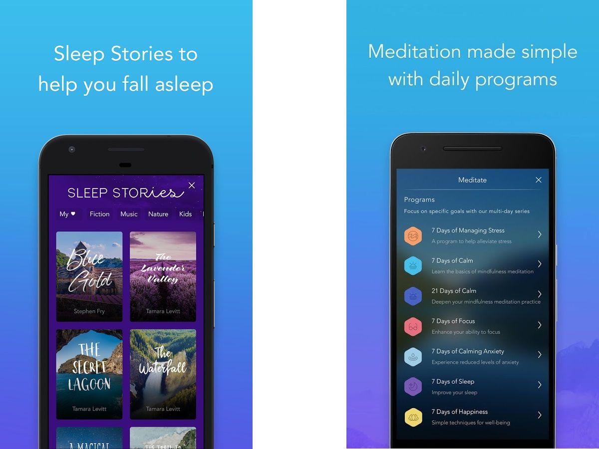 Best Sleep Apps 2018 - Sleep Trackers, Bedtime Reminders