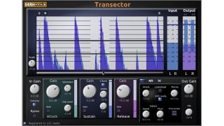 Transector is LVC-Audio's transient designer plugin.