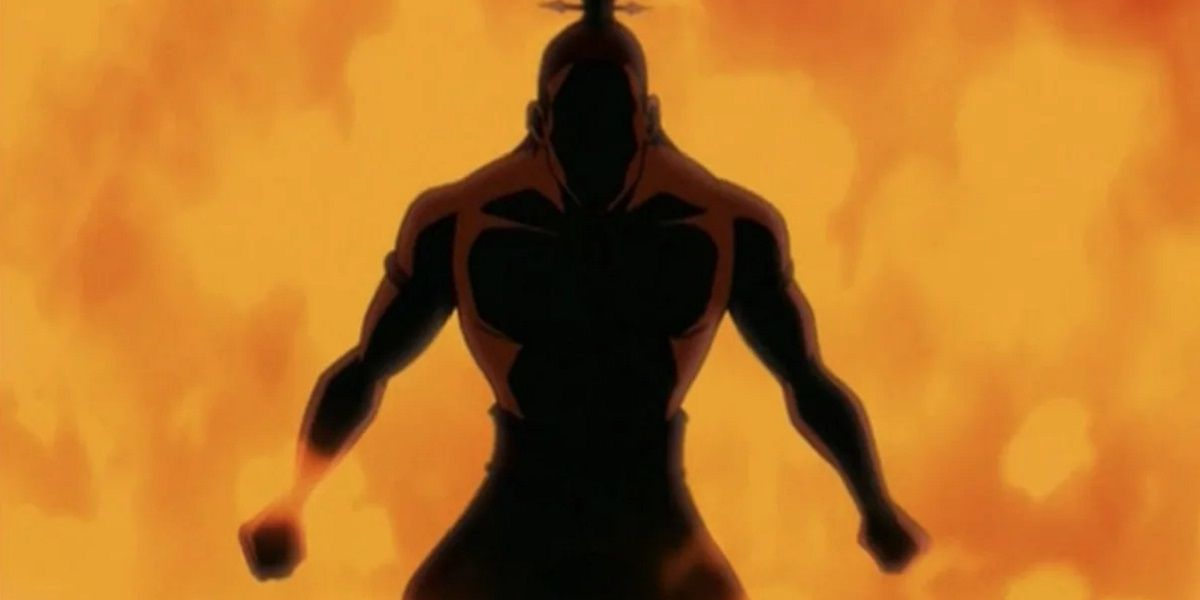 Fire Lord Ozai in Avatar: The Last Airbender