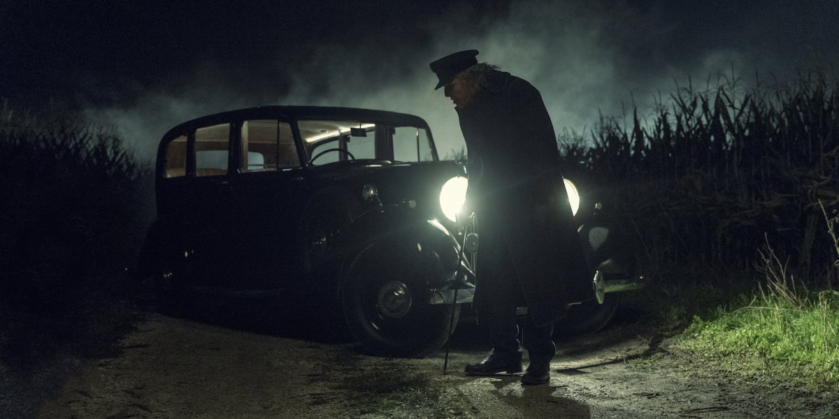 Zachary Quinto on NOS4A2