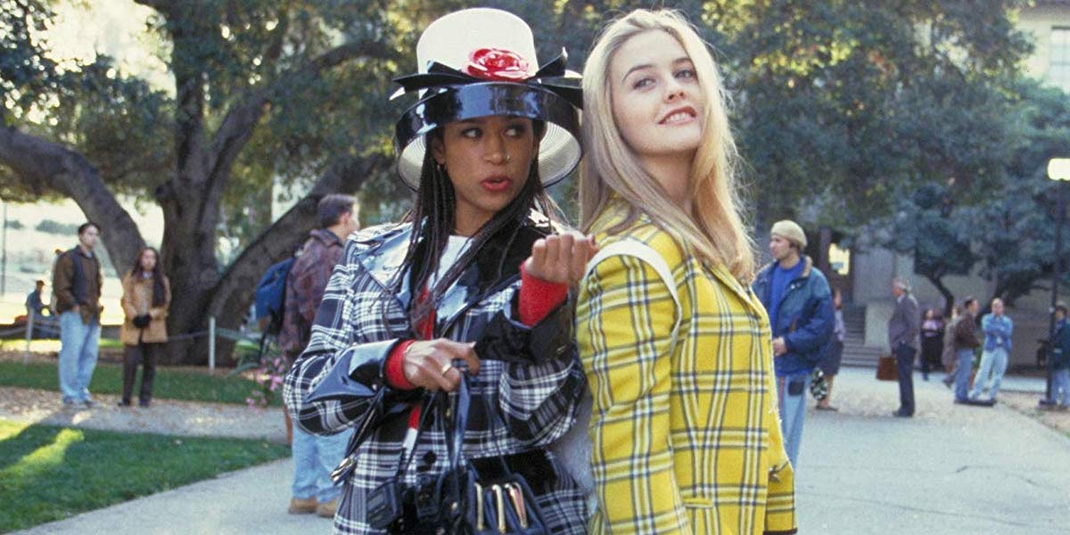 Stacey Dash and Alicia Silverstone in Clueless