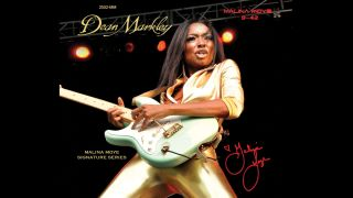 Dean Markley Malina Moye strings