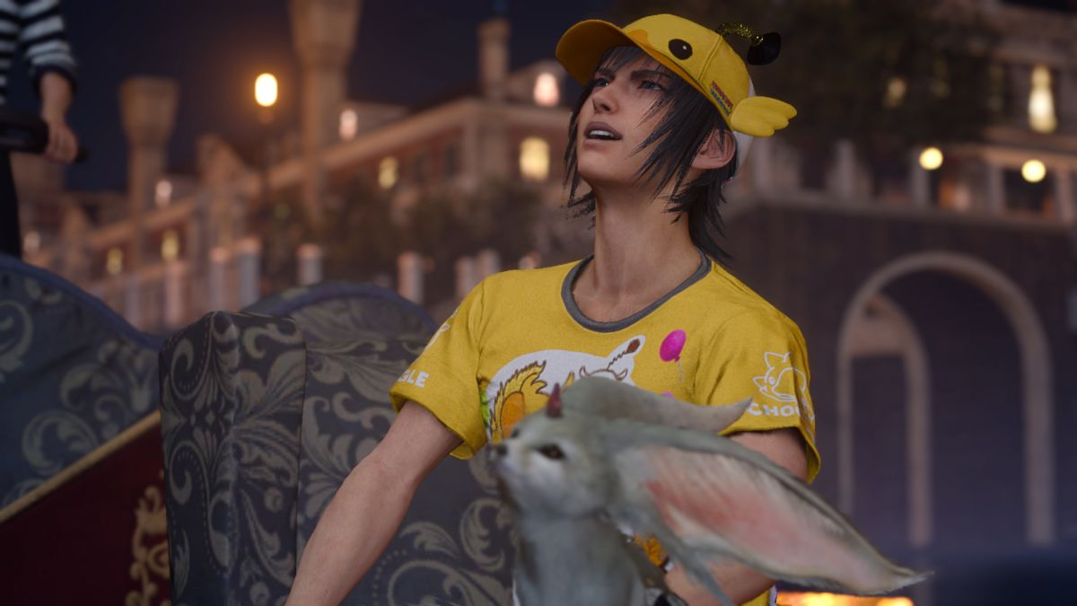 Final Fantasy 15 wants to be a never-ending game, and I've made my peace with that