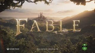 Fable 4 logo in a screenshot